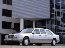Mercedes-Benz E-Class рестайлинг 1993, седан, 1 поколение, V124