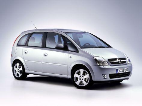 Opel Meriva (A) 08.2002 - 06.2006