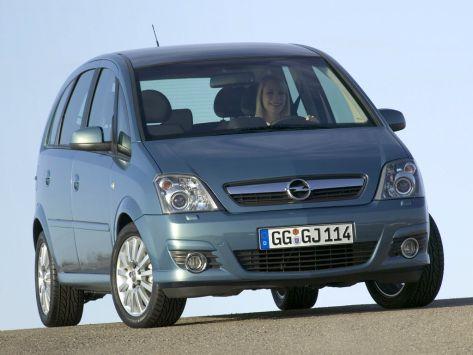 Opel Meriva (A) 11.2005 - 01.2010