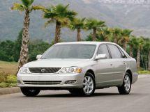 Toyota Avalon 2 поколение, 08.1999 - 05.2003, Седан