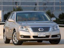 Toyota Avalon рестайлинг 2007, седан, 3 поколение, XX30