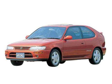 Toyota Corolla FX (E10) 05.1992 - 04.1995