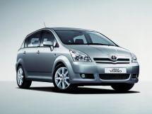 Toyota Corolla Verso 2004, минивэн, 2 поколение, AR10