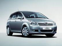 Toyota Corolla Verso 2004, минивэн, 2 поколение, E121