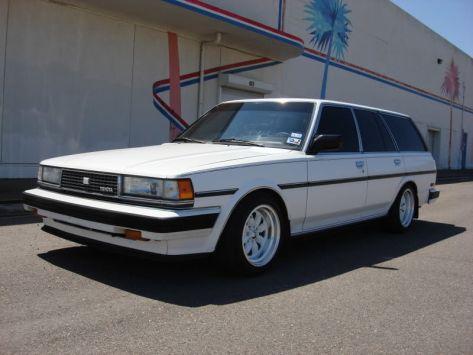 Toyota Cressida (X70) 08.1984 - 07.1988