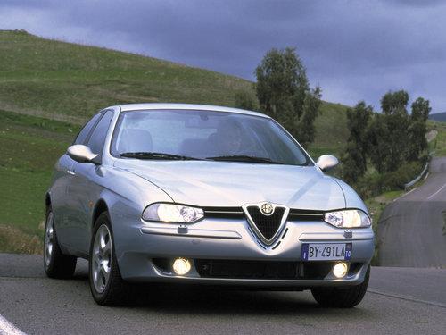Alfa Romeo 156 2002 - 2003
