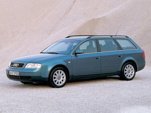 Audi A6 1997 - 2001
