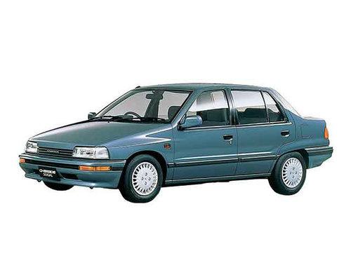 Daihatsu Charade Social 1989 - 1992