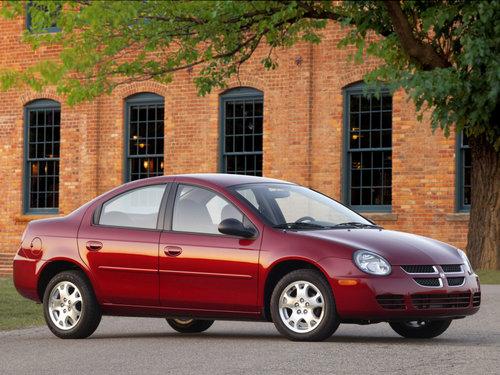 Dodge Neon 2003 - 2005