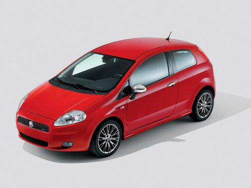 Fiat Grande Punto 2006 - 2011