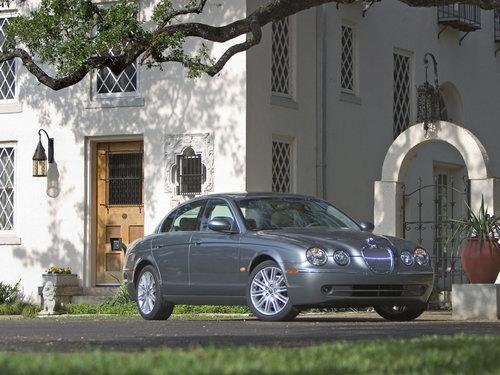 Jaguar S-type 2003 - 2006