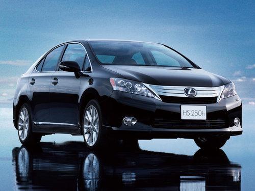 Lexus HS250h 2009 - 2012