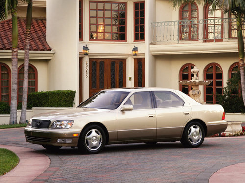 Lexus LS400 1997 - 2000