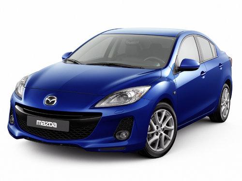 Mazda Mazda3 2011 - 2013