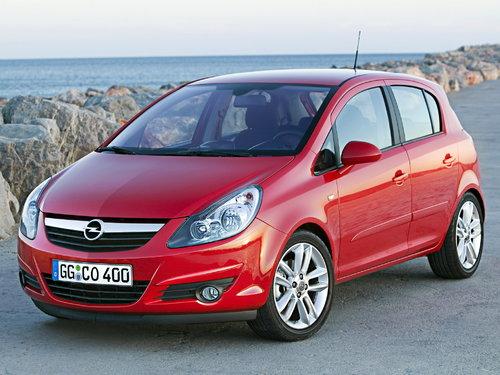 Opel Corsa 2006 - 2011