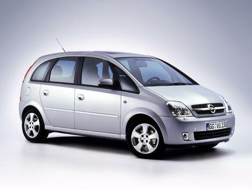 Opel Meriva 2002 - 2006