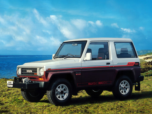 Toyota Blizzard 1984 - 1990