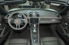 Porsche Boxster 2.5 PDK 718 Boxster S (01.2016)