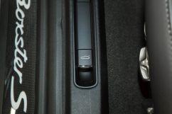 Электропривод багажника: да
