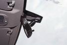 Тонировка верхней части лобового стекла: нет