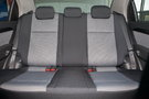 Второй ряд сидений: складывающиеся задние сидения в пропорции 60/40
