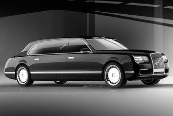 5000 автомобилей в год будет производится только в том случае, если гендподрядчик проекта «Кортеж» найдет заинтересованного бизнес-партнера.