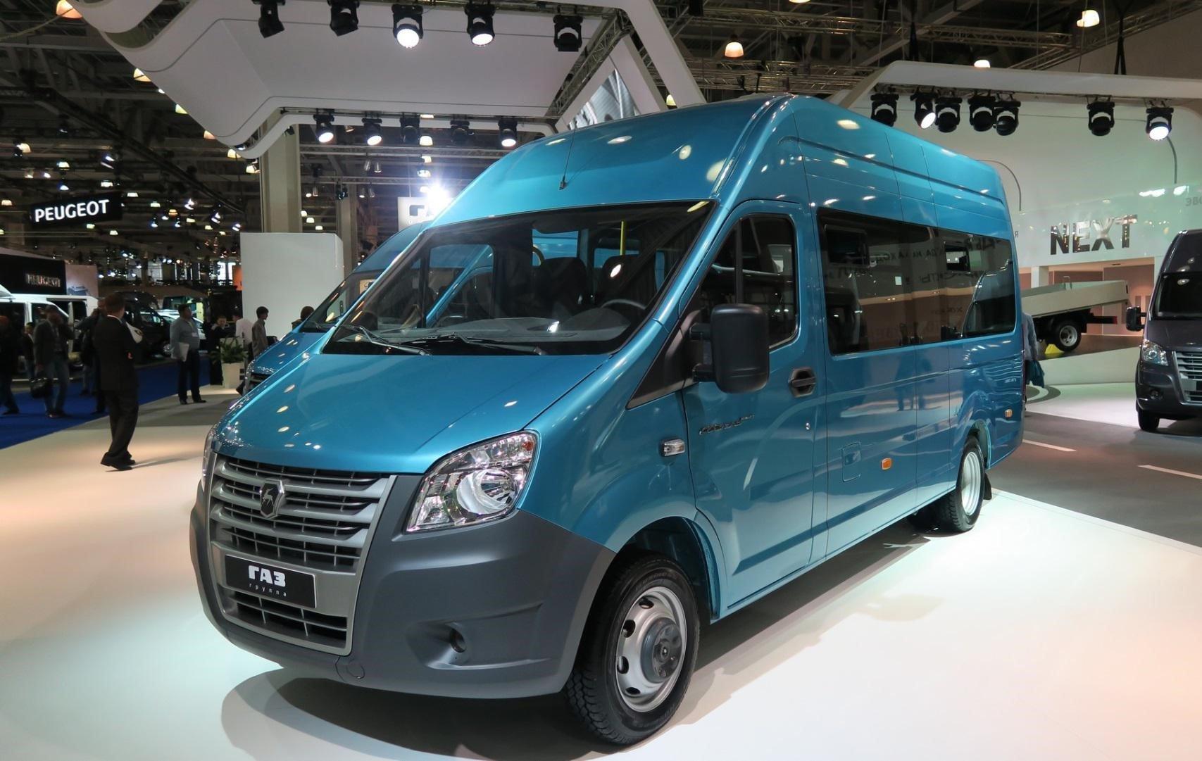 Россия поставила Кубе 450 микроавтобусов