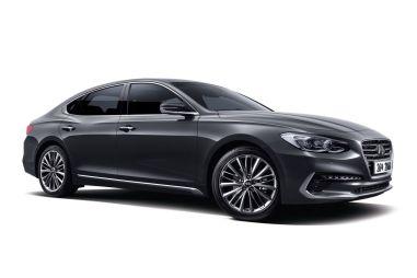 В Корее показали новый Hyundai Grandeur