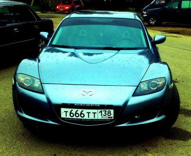 Mazda RX-8 2005 отзыв автора | Дата публикации 26.09.2016.