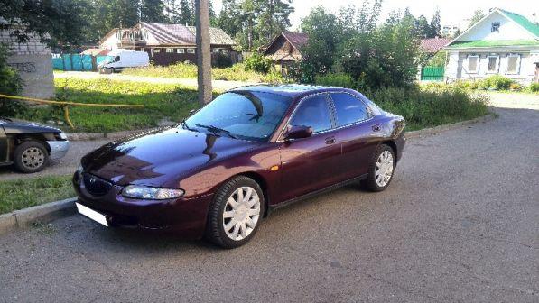 Mazda Xedos 6 1994 - отзыв владельца