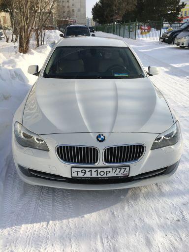 BMW 5-Series, 2012