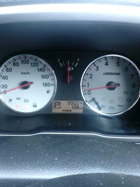 Nissan Note 2012 - отзыв владельца