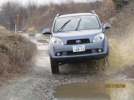 Toyota Rush 2006 - отзыв владельца