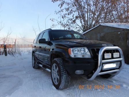 Jeep Grand Cherokee 1999 - отзыв владельца