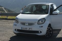 Smart Forfour, 2016