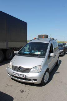 Mercedes-Benz Vaneo, 2003