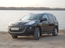 Peugeot 4007 2010 отзыв владельца | Дата публикации: 09.10.2016