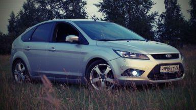 Ford Focus 2008 отзыв автора | Дата публикации 10.10.2016.