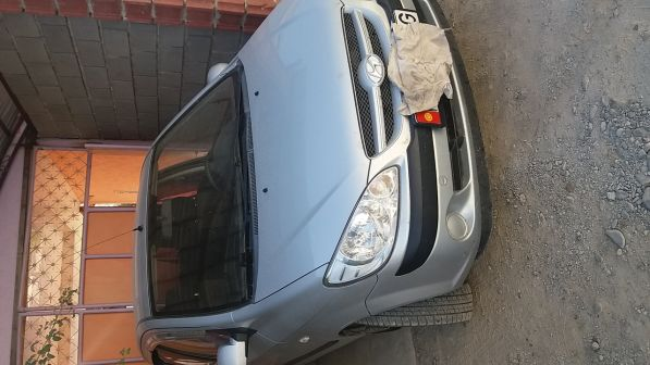Hyundai Getz 2005 - отзыв владельца