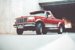 Ford F250, 1996