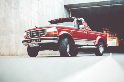 Ford F250 1996 - отзыв владельца