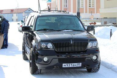 Lincoln Navigator, 2004