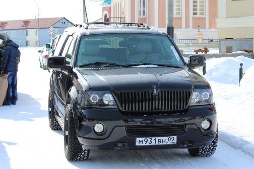 Lincoln Navigator 2004 - отзыв владельца