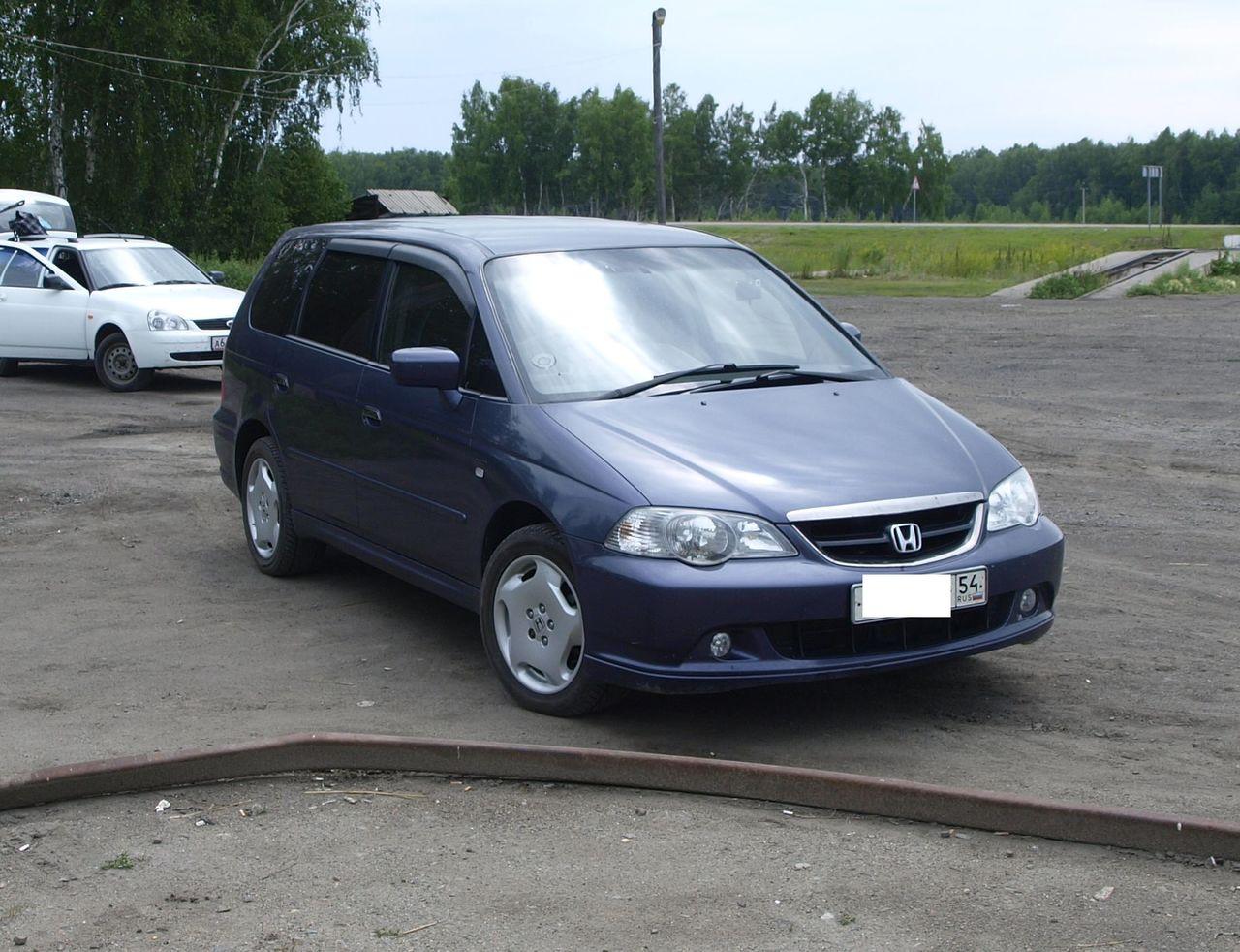 Хонда одиссей 2001 инструкция