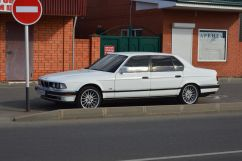 BMW 7-Series 1988 отзыв автора | Дата публикации 16.10.2016.
