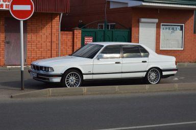 BMW 7-Series, 1988