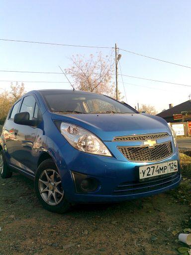 Chevrolet Spark,