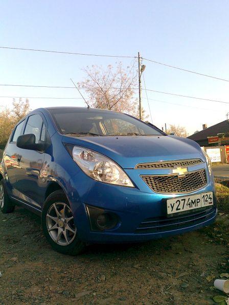 Chevrolet Spark  - отзыв владельца