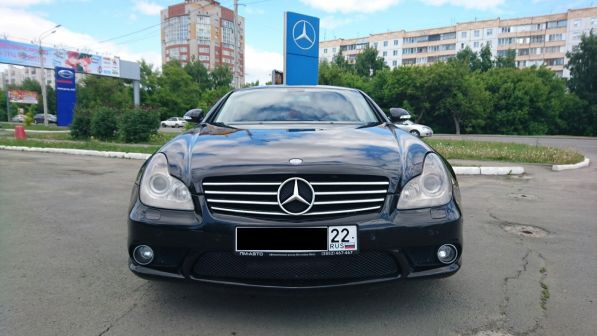 Mercedes-Benz CLS-Class 2006 - отзыв владельца