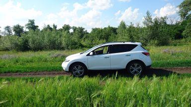 Nissan Murano 2013 отзыв автора | Дата публикации 19.10.2016.